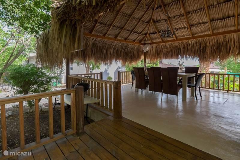 Vacation rental Curaçao, Curacao-Middle, Piscadera Studio Piscadera Bay Studio - Hibiscus