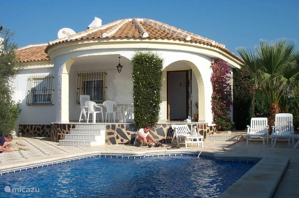 Vakantiehuis Spanje, Costa Blanca, Torrevieja vakantiehuis La perla