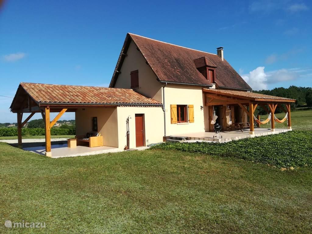 Vakantiehuis Frankrijk, Dordogne – vakantiehuis Le Roulet