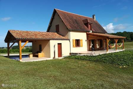 Vacation rental France, Dordogne, Mouzens holiday house le Roulet