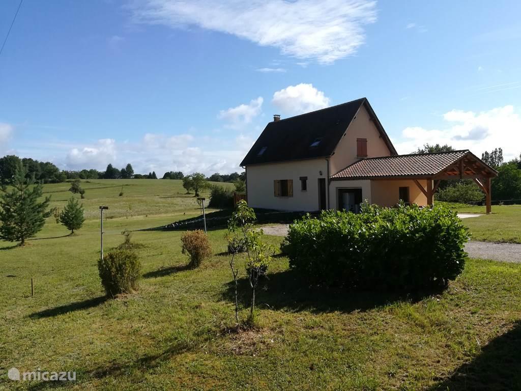 Vakantiehuis Frankrijk, Dordogne, Mouzens Vakantiehuis Le Roulet