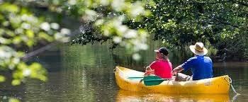 Kano mogelijkheid in Montbron