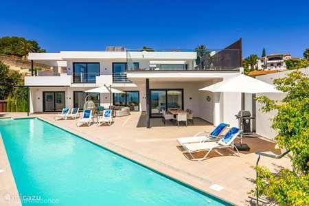 Vakantiehuis Spanje, Costa Blanca, Benissa villa Villa Azurita