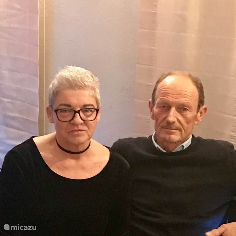 Ghislain & Marie-Rose Vangronsveld