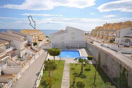 Vacation rental Spain, Costa Blanca, Gran Alacant - Santa Pola holiday house Casa Monte y Mar J & B