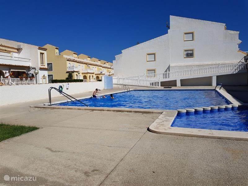 Vakantiehuis Spanje, Costa Blanca, Gran Alacant - Santa Pola Vakantiehuis Monte y Mar J&B (ideaal voor kids)