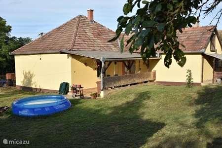 Vakantiehuis Hongarije – boerderij Huszár Tanya