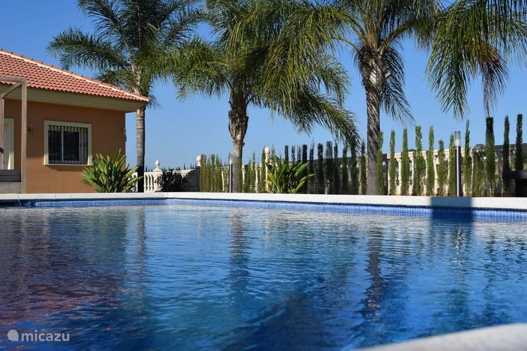 Vakantiehuis Spanje, Andalusië, Alhaurín de la Torre villa Rancho Las Palmeras