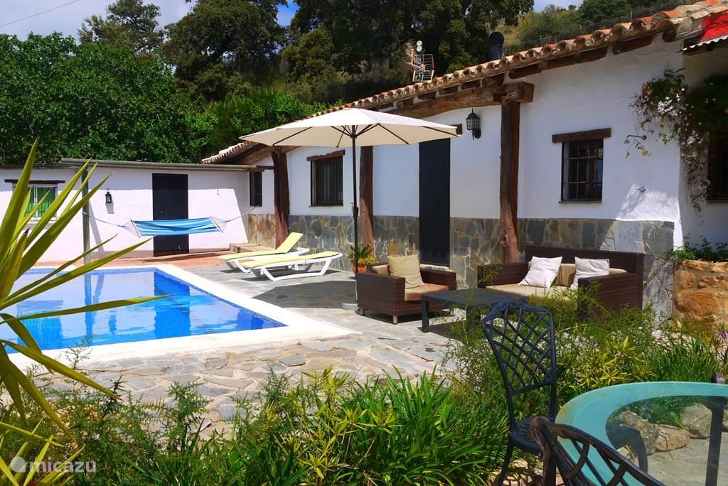 Vakantiehuis Spanje, Andalusië, Ronda gîte / cottage Casa El Sueño Ronda