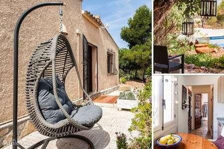Vakantiehuis Spanje, Costa Blanca, Lliber vakantiehuis Finca Lliber - Casita
