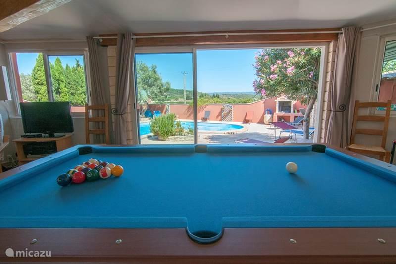 Vacation rental France, Aude, Pouzols-Minervois Holiday house La Piscine
