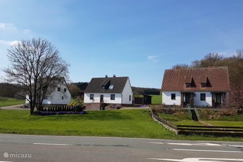 Vakantiehuis Duitsland, Sauerland, Diemelsee Vakantiehuis 'Hoch auf dem Berg'
