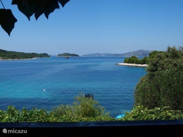 Vakantiehuis Kroatië, Dalmatië, Trogir - appartement Matic app.1