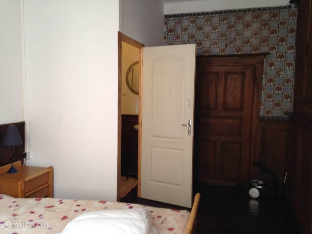 slaapkamer benedenverdieping