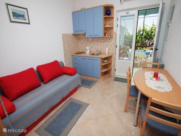 Vakantiehuis Kroatië, Dalmatië, Trogir Appartement Matic app. 3