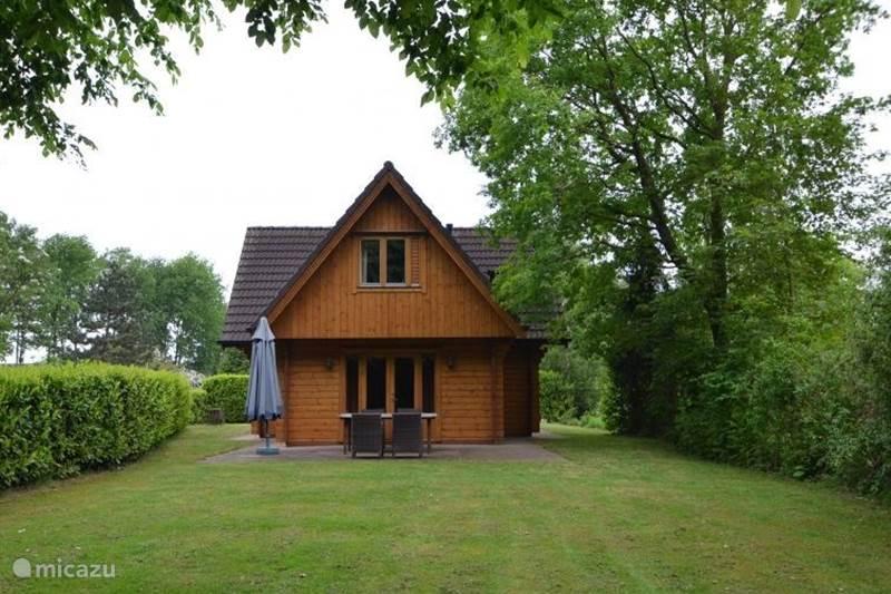 Vakantiehuis Nederland, Gelderland, Winterswijk Chalet Jachthuis-Winterswijk