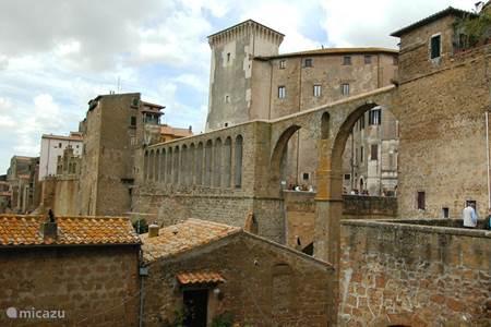 De etruskische opgravingen, Pitigliano en Sorano