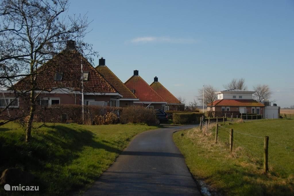 Vakantiehuis Nederland, Friesland, Hemelum Villa De Fuut