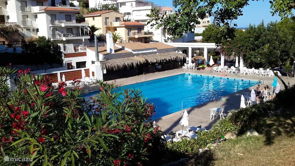 Vakantiehuis Spanje, Costa del Azahar, Peñiscola appartement Appartement Libra II