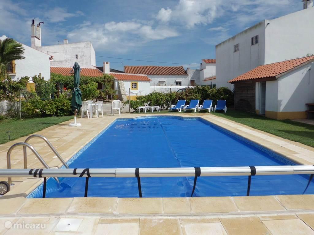 Vakantiehuis Portugal, Costa de Prata, São Martinho do Porto Vakantiehuis Casa Muragarden