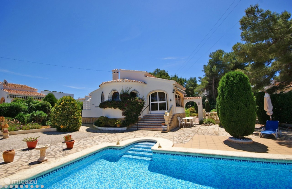 Vakantiehuis Spanje, Costa Blanca, Javea - villa Casa Netherwood