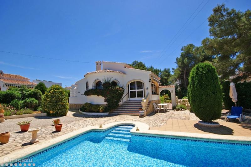 Vakantiehuis Spanje, Costa Blanca, Javea Villa Casa Netherwood
