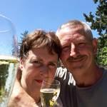 Jolanda en Theo  van Os