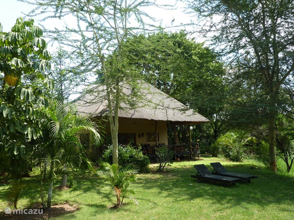 Vakantiehuis Zuid-Afrika, Limpopo, Phalaborwa vakantiehuis Leadwood