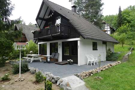Vacation rental Germany, Sauerland, Frankenau holiday house Ferienhaus Erica