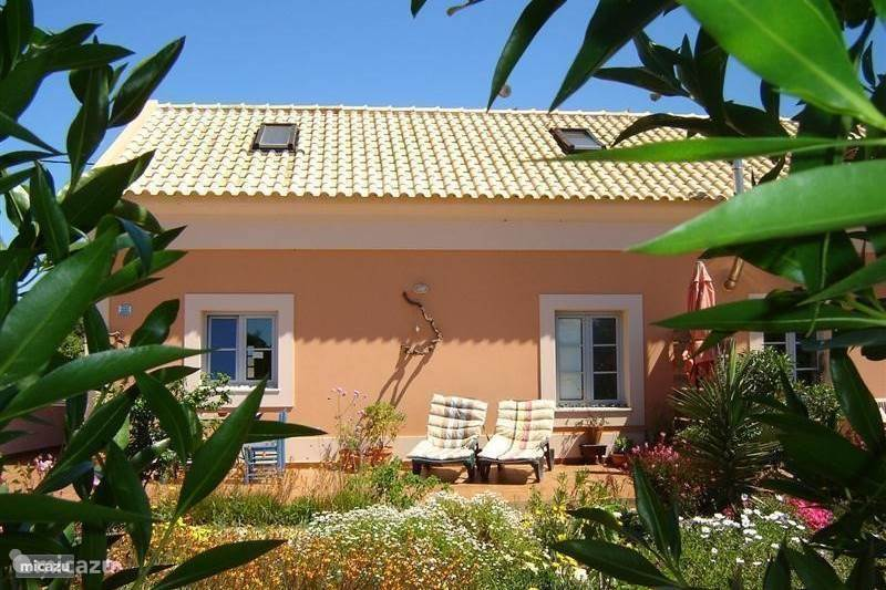 Vacation rental Portugal, Algarve, Odiaxere holiday house Casa Samatha