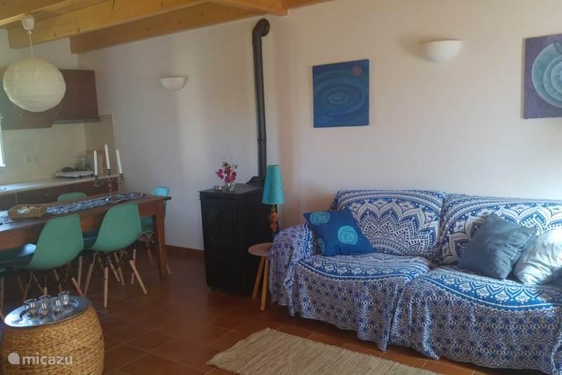 Vakantiehuis Portugal, Algarve, Odiaxere Vakantiehuis Casa Samatha