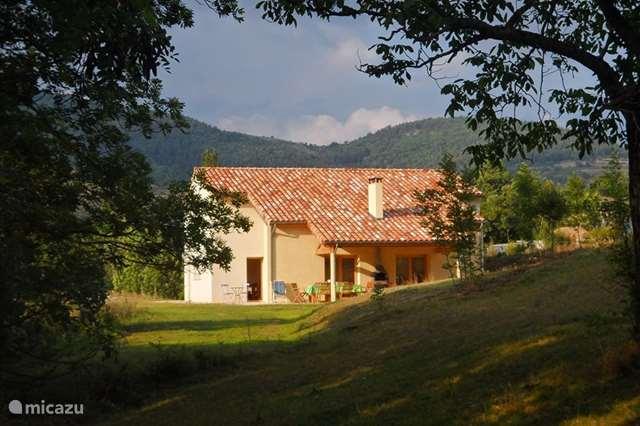Vacation rental France, Ardèche, Labatie-d'Andaure - villa Le Noyer