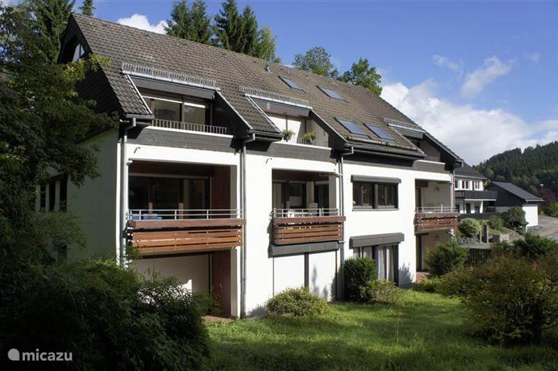 Vacation rental Germany, Sauerland, Elpe Apartment Penthouse Elpe Himmelblick