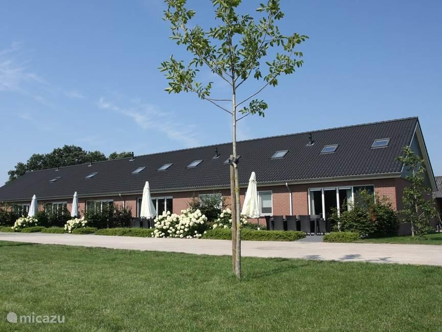 Vakantiehuis Nederland, Overijssel, Haaksbergen - vakantiehuis Boerderijappartement De Kastanje
