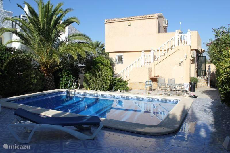 Vakantiehuis Spanje, Costa Cálida, Mazarrón villa Villa Bart