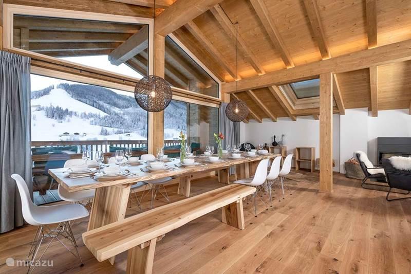 Vacation rental Austria, Salzburgerland, Muhlbach Chalet Luchs Lodge