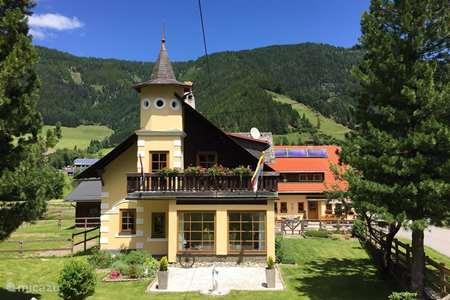 Vakantiehuis Oostenrijk, Karinthië – appartement Gurkhof Ferienwohnungen  App. Gurk