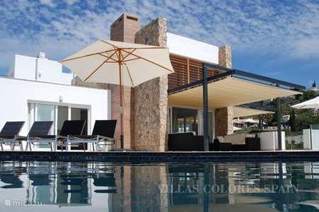 Vakantiehuis Spanje – villa Villa Verde, Salobreña
