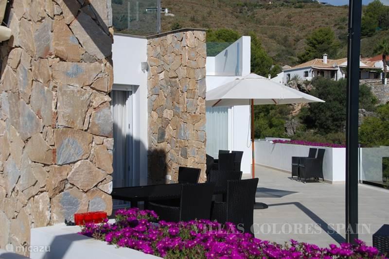 Vakantiehuis Spanje, Andalusië, Salobrena Villa Villa Verde, Salobreña