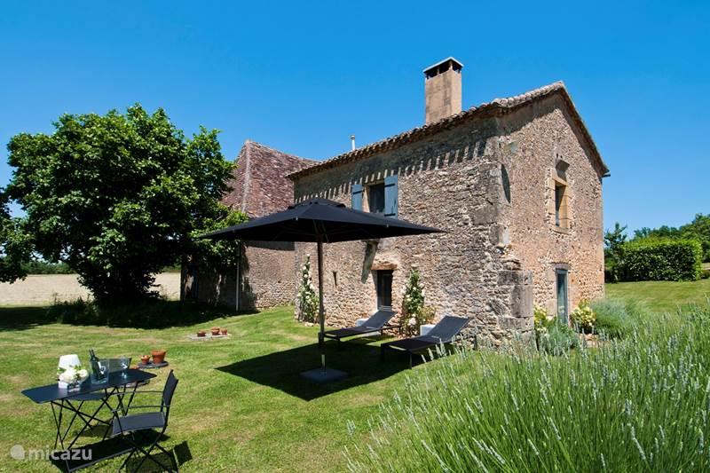 Vakantiehuis Frankrijk, Dordogne, Sainte-Croix Gîte / Cottage Le Mazet