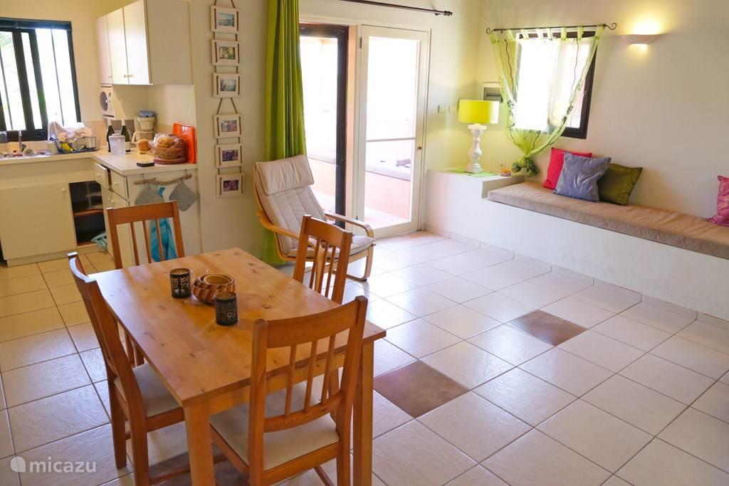 Vacation rental Bonaire, Bonaire, Lac Bay Apartment Lac Bay Casita