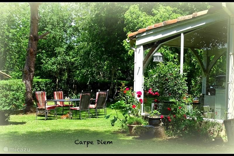 Vakantiehuis Frankrijk, Lot, Touzac Vakantiehuis Carpe Diem aan de rivier de lot