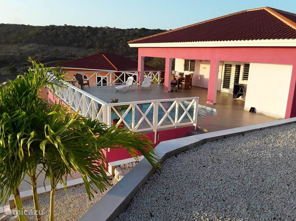 Vacation rental Curaçao, Banda Abou (West), Fontein holiday house La Perla Curacao