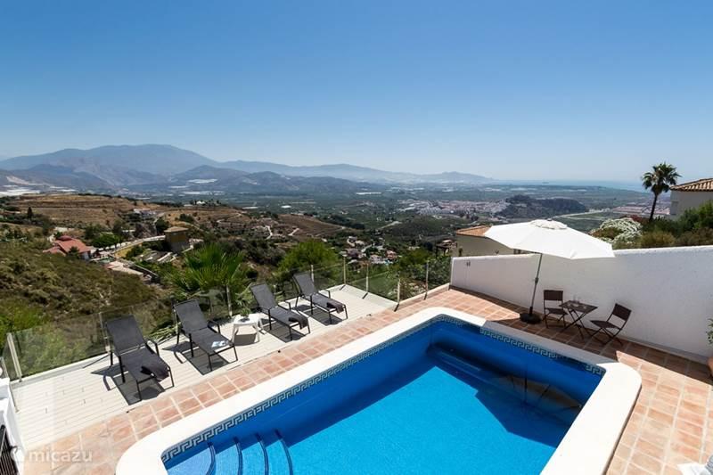 Vakantiehuis Spanje, Costa Tropical, Salobreña Villa Villa Vista