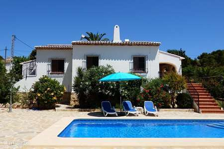 Vakantiehuis Spanje, Costa Blanca, Javea – villa Casa Timo