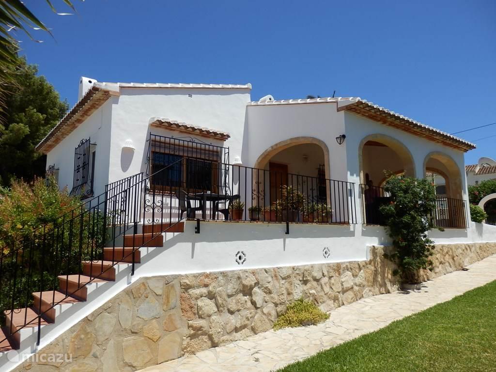 Vakantiehuis Spanje, Costa Blanca, Javea Villa Casa Timo