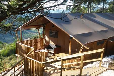 Vakantiehuis Portugal, Costa de Prata, Carvalhal Benfeito glamping / safaritent / yurt Safaritent Casa Matsu