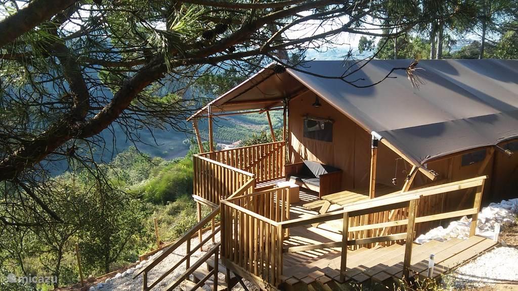 Vacation rental Portugal Prata Coast Carvalhal Benfeito Gl&ing / Safari tent / Yurt Safari tent Casa Matsu ... & Safari tent Casa Matsu in Carvalhal Benfeito Prata Coast rent ...