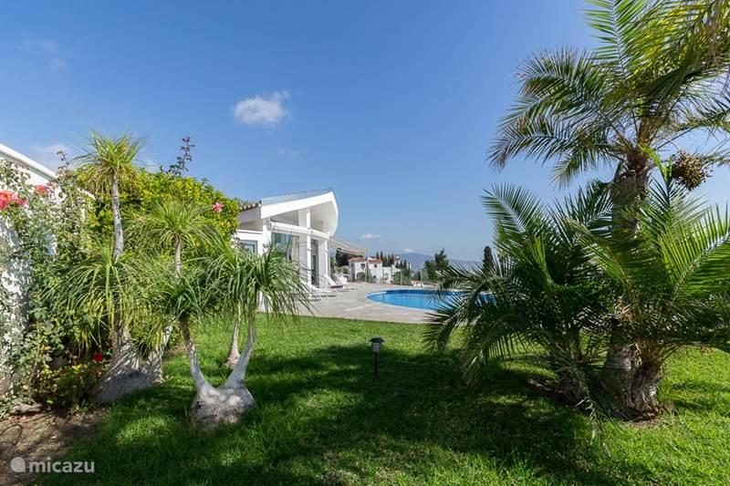 Vakantiehuis Spanje, Andalusië, Salobrena Villa Villa Dorada