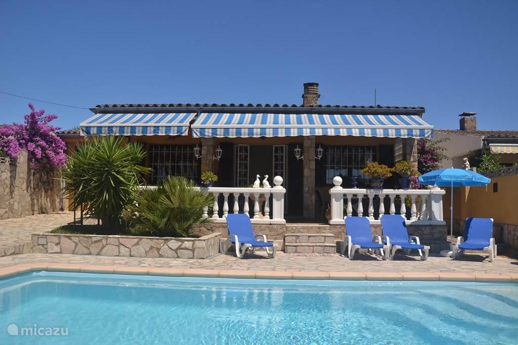 Vakantiehuis Spanje, Costa Brava, L'Escala vakantiehuis Villa Ingrid